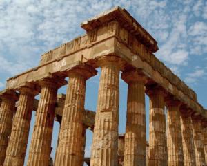 Il Tempio di Selinunte | Luna del Raccolto