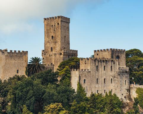 Castello di Erice | Luna del Raccolto